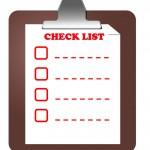 コンテンツのテンプレート&チェックリスト