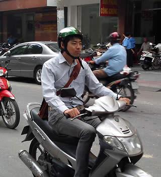 ベトナムでの生活