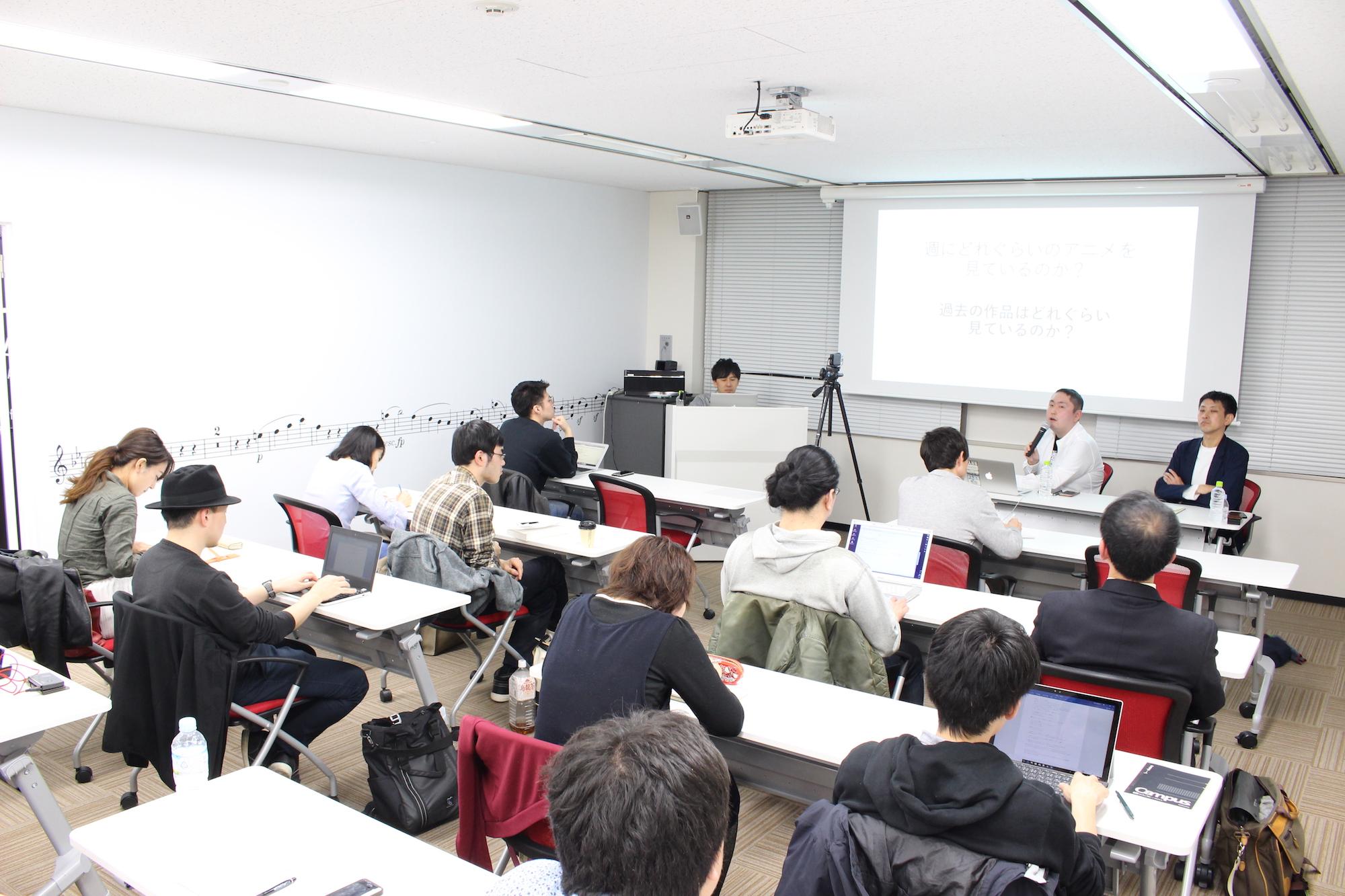 第三回プロライター勉強会「アニメライターのお仕事 前田久さん」
